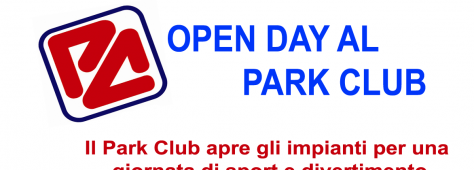 OPEN DAY AL PARK CLUB – DOMENICA 11/05/2014