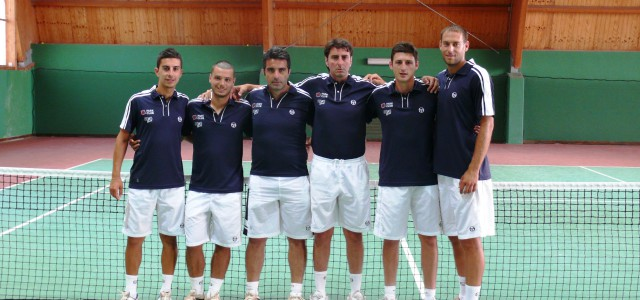 SERIE B TENNIS – IL PARK CLUB VICINO AI PLAY-OFF