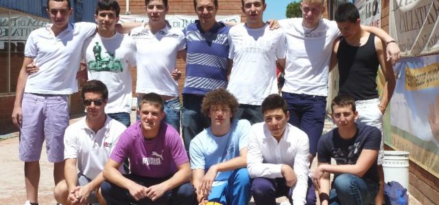 PALLANUOTO: IL PARK CLUB VINCE IL CAMPIONATO UNDER 17