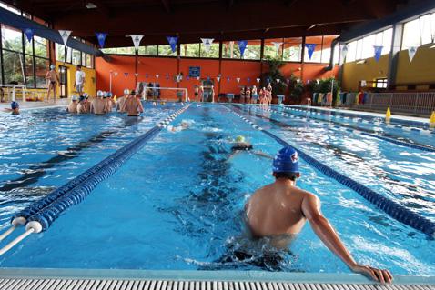 Suola di Nuoto Park Club