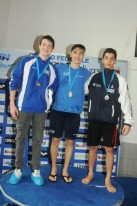 Ritarossi Podio Campionati Regionali 2017
