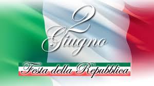 Festa della Repubblica – 02 giugno 2018